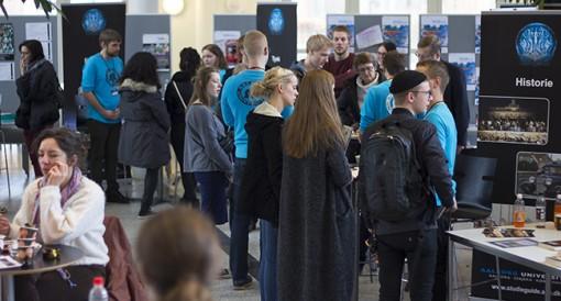 Åbent Hus Aalborg Universitet