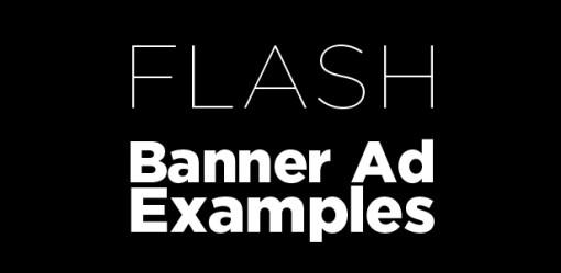 Flash-bannere
