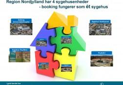 Booking-projekt for Nordjyske Sygehuse