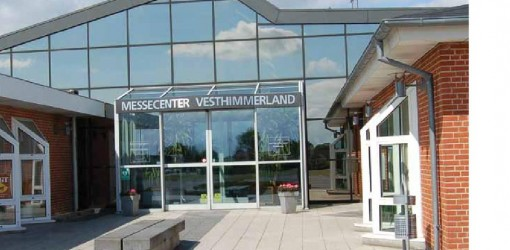 Alt kan ske i Messecenter Vesthimmerland
