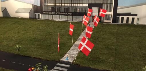 Messecenter Vesthimmerland udvider med 1200 kvadratmeter