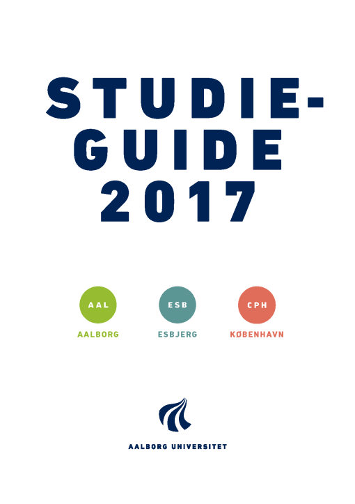 AAU Studieguide 2017