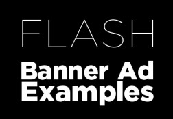 Flash-bannere